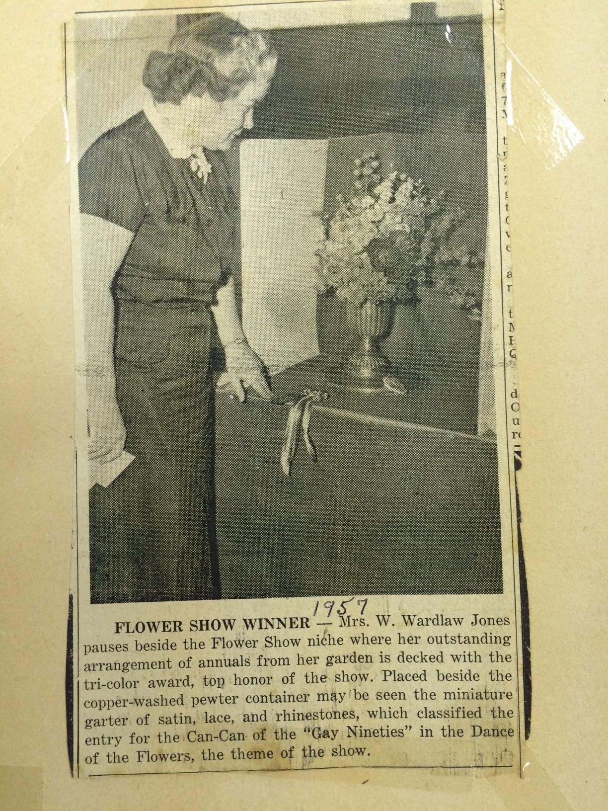 History Of The Dade City Florida Garden Club