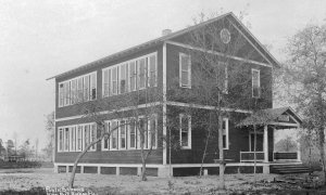 New Port Richey School built in 1915